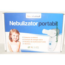 Sun Medical Nebulizator portabil